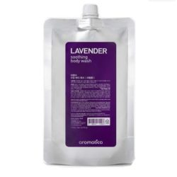 Aromatica Lavender Soothing Body Wash Refill korean cosmetic skincare product online shop malaysia china spain