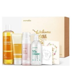 Aromatica Pre Mom Beauty Box Set korean cosmetic skincare product online shop malaysia china spain