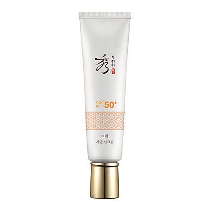 Sooryehan Bichaek Jadan Sun Cream SPF 50 PA+++ 50ml korean cosmetic skincare shop malaysia singapore indonesia