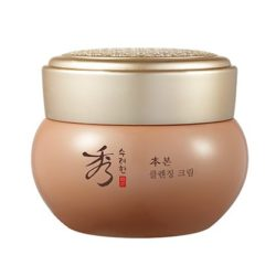 Sooryehan Bon Cleansing Cream 180ml korean cosmetic skincare shop malaysia singapore indonesia