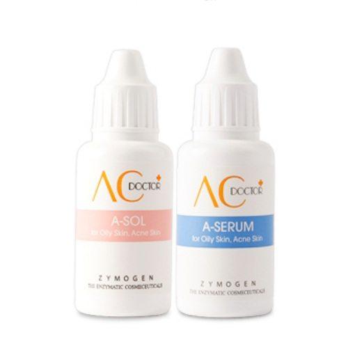 Zymogen AC Dr. 2 Set korean cosmetic skincar product online shop malaysia brazil macau