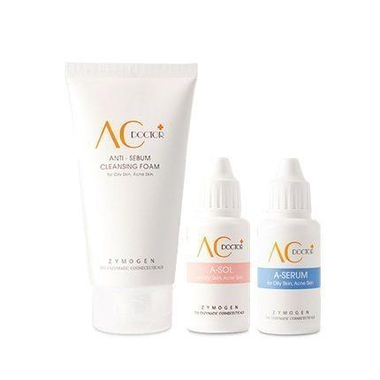 Zymogen AC Dr. 3 Set korean cosmetic skincar product online shop malaysia brazil macau
