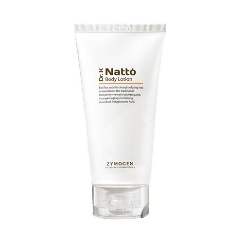 Zymogen Dr. K Natto Body Lotion korean cosmetic skincar product online shop malaysia brazil macau