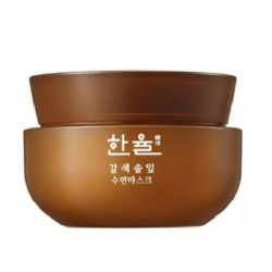 HanYul Brown Pine Leaves Sleeping Mask korean cosmetic makeup product online shop malaysia indonesia cambodia