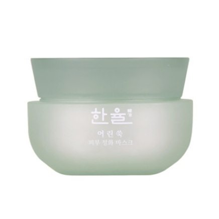 HanYul Pure Artemisia Purifying Mask korean cosmetic makeup product online shop malaysia indonesia cambodia