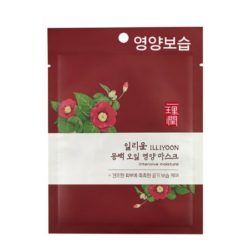 ILLIYOON Camellia Oil Nurishing Mask 27g korean cosmetic skincare shop malaysia singapore indonesia