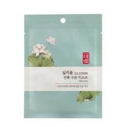 ILLIYOON Lotus Moisture Mask 27g korean cosmetic skincare shop malaysia singapore indonesia