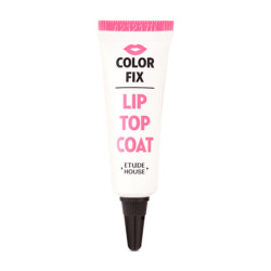 Etude House Color Fix Lip Top Coat 4g korean cosmetic skincare shop malaysia singapore indonesia
