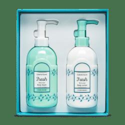 Etude House Colorful Scent Fresh Perfumed Body Set 600ml korean cosmetic skincare shop malaysia singapore indonesia