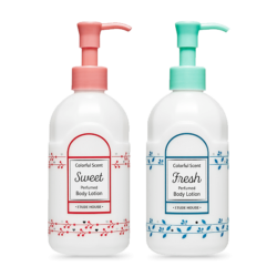 Etude House Colorful Scent Perfumed Body Lotion 300ml korean cosmetic skincare shop malaysia singapore indonesia