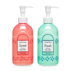 Etude House Colorful Scent Perfumed Body Wash 300ml korean cosmetic skincare shop malaysia singapore indonesia