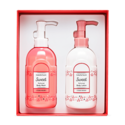 Etude House Colorful Scent Sweet Perfumed Body Set 600ml korean cosmetic skincare shop malaysia singapore indonesia