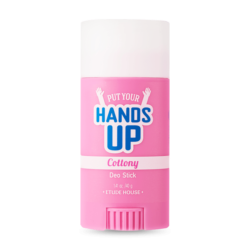 Etude House Put Your Hands Up Cottony Deo Stick 40g korean cosmetic skincare shop malaysia singapore indonesia