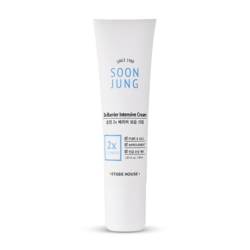 Etude House Soon Jung 2x Barrier Intensive Cream 30ml korean cosmetic skincare shop malaysia singapore indonesia