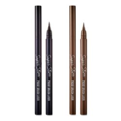 Etude House Super Slim Proof Brush Liner 0.6g korean cosmetic skincare shop malaysia singapore indonesia