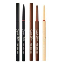 Etude House Super Slim Proof Pencil Liner 1g korean cosmetic skincare shop malaysia singapore indonesia