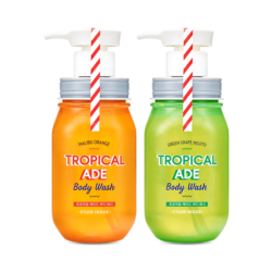 Etude House Tropical Ade Body Wash 300ml korean cosmetic skincare shop malaysia singapore indonesia