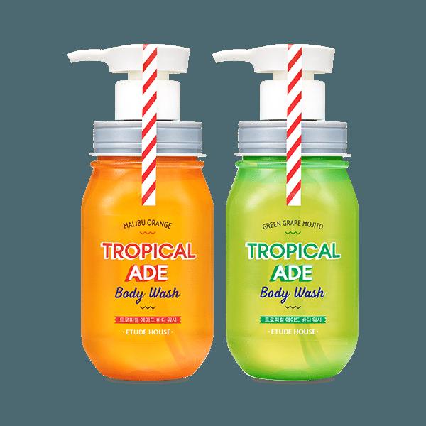 Etude House Tropical Ade Body Wash 300ml korean cosmetic skincare shop malaysia singapore indonesia