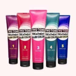 Etude House TwoTone Treatment Hair Color 150ml korean cosmetic skincare shop malaysia singapore indonesia