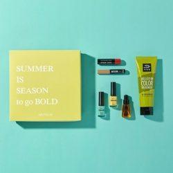 ARITAUM Fashion X Style Lookbook Box ASH LOOK korean cosmetic product online shop malaysia usa macau