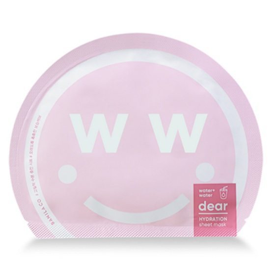 Banila Co Dear Hydration Sheet Mask korean cosmetic skincare product online shop malaysia macau singapore