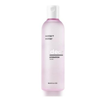Banila Co Dear Hydration Toner korean cosmetic skincare product online shop malaysia macau singapore