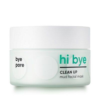 Banila Co Hi Bye Clean Up Mud Facial Mask korean cosmetic skincare product online shop malaysia macau singapore