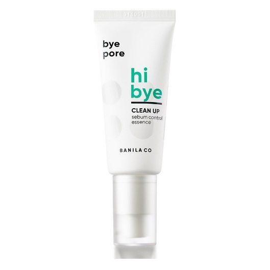 Banila Co Hi Bye Clean Up Sebum Control Essence korean cosmetic skincare product online shop malaysia macau singapore