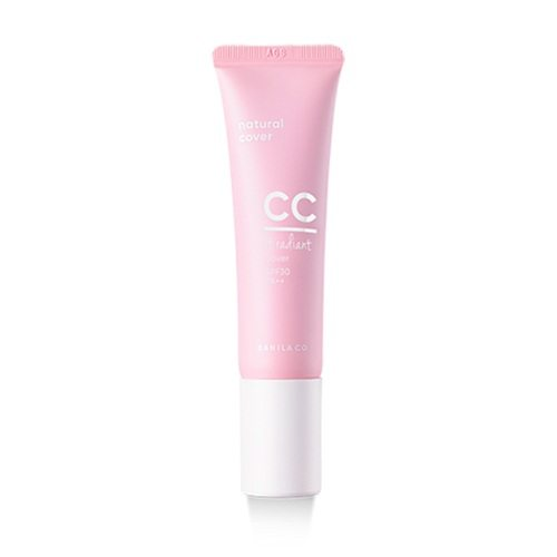 Banila Co It Radiant CC Cover Cream korean cosmetic skincare product online shop malaysia macau singapore