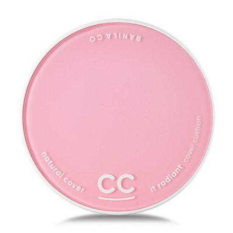 Banila Co It Radiant CC Cover Cushion With Refill korean cosmetic skincare product online shop malaysia macau singapore