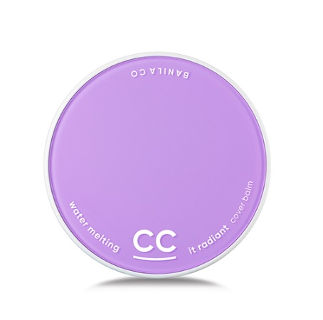 Banila Co It Radiant CC Essence Cover Balm 15g [2 type] korean comstic skincare product online shop malaysia India china
