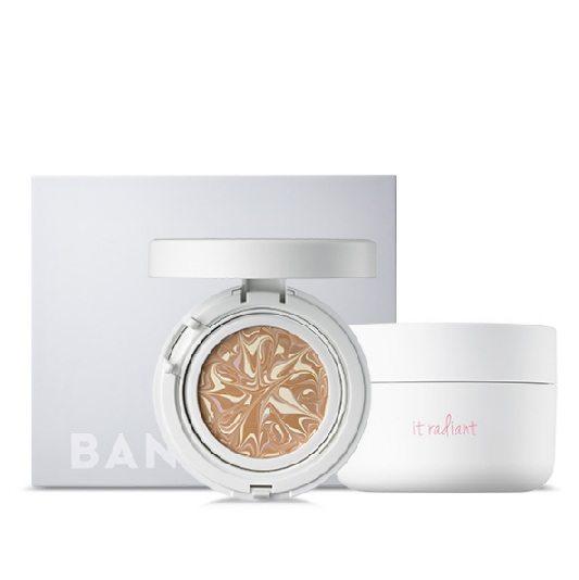 Banila Co It Radiant CC Set Special Set korean cosmetic skincare product online shop malaysia macau singapore