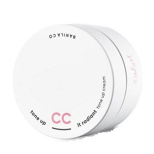 Banila Co It Radiant CC Tone Up Cream korean cosmetic skincare product online shop malaysia macau singapore