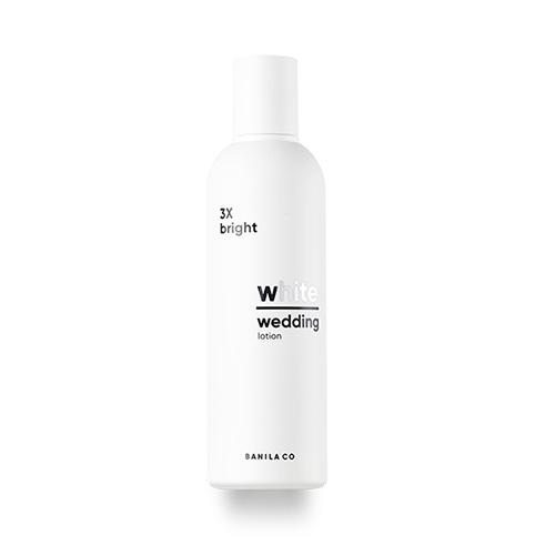 Banila Co White Wedding Lotion korean cosmetic skincare product online shop malaysia macau singapore