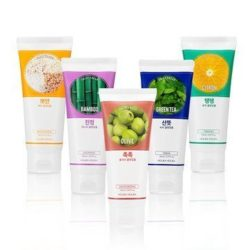 Holika Holika Daily Fresh Cleansing Foam 150ml korean cosmetic skincare shop malaysia singapore indonesia