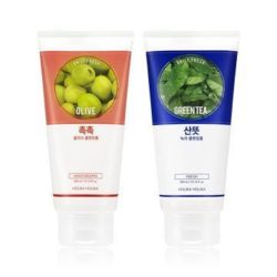 Holika Holika Daily Fresh Cleansing Foam 300ml korean cosmetic skincare shop malaysia singapore indonesia