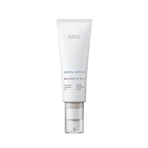IOPE Derma Repair BB Cream SPF 39PA korean cosmetic skincare shop malaysia singapore indonesia