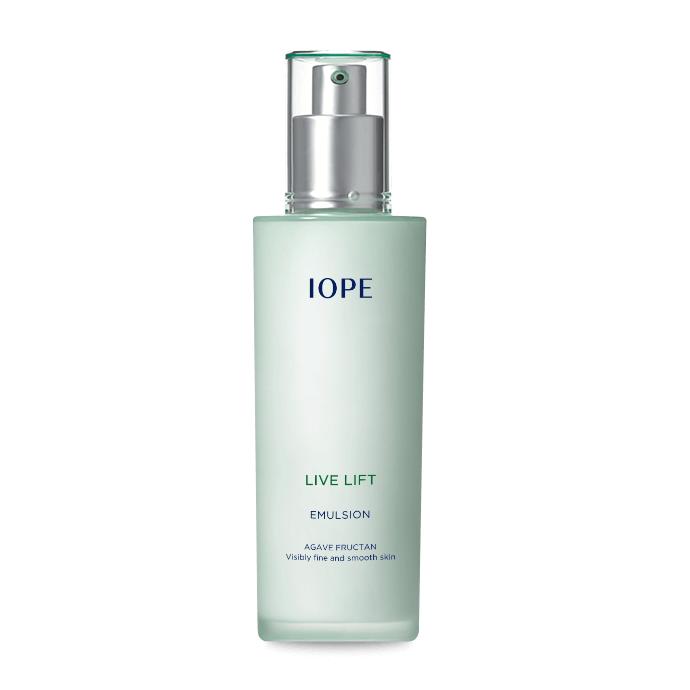 IOPE Live Lift Emulsion 130ml korean cosmetic skincare shop malaysia singapore indonesia