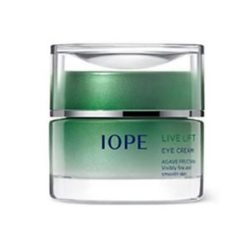IOPE Live Lift Eye Cream 25ml korean cosmetic skincare shop malaysia singapore indonesia