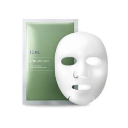 IOPE Live Lift Mask x 1ea 20ml korean cosmetic skincare shop malaysia singapore indonesia