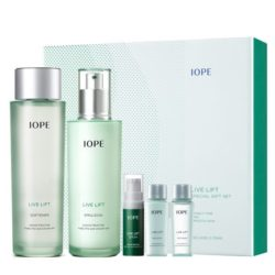 IOPE Live Lift Special Gift Set 315ml korean cosmetic skincare shop malaysia singapore indonesia
