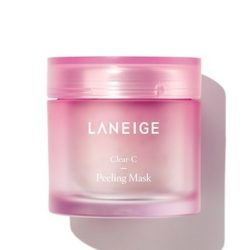 Laneige Clear C Peeling Mask korean cosmetic skincare product online shop malaysia china usa