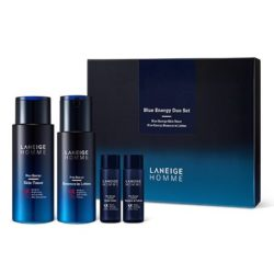 Laneige Homme Blue Energy Duo Set korean cosmetic men skincare product online shop malaysia usa italy