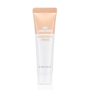 Holika Holika Face Conditioner Cushionmatic Primer 35ml korean cosmetic skincare shop malaysia singapore indonesia