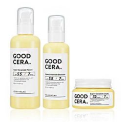 Holika Holika Good Cera Super Ceramide Skincare 3 set 370ml korean cosmetic skincare shop malaysia singapore indonesia