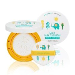 Holika Holika Mild Sun Cushion SPF45PA+++ 15g korean cosmetic skincare shop malaysia singapore indonesia