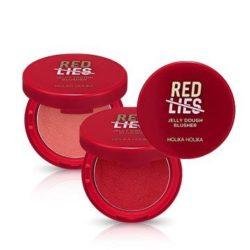 Holika Holika Red Lies Jelly Dough Blusher 6g korean cosmetic skincare shop malaysia singapore indonesia