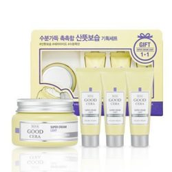 Holika Holika Skin And Good Cera Super Cream Light Set 120ml korean cosmetic skincare shop malaysia singapore indonesia