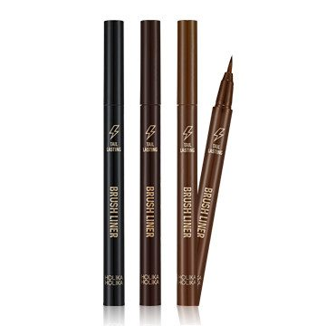 Holika Holika Tail Lasting Brush Liner 1g korean cosmetic skincare shop malaysia singapore indonesia