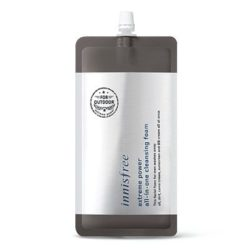 Innisfree Extreme Power All In One Cleansing Foam korean men skincare product online shop malaysia hong kong china